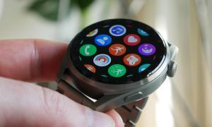 Huawei Watch 3 Pro Hand Apps