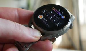 Huawei Watch 3 Pro Hand Watchface