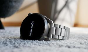 Huawei Watch 3 Pro Harmonyos Logo