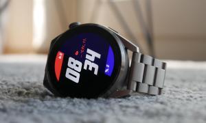 Huawei Watch 3 Pro Uhr