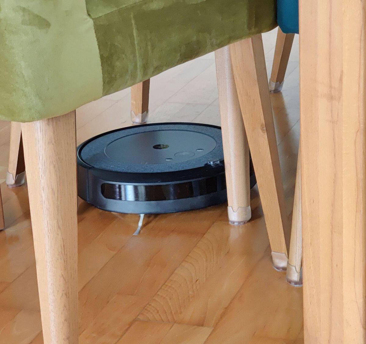 Irobot Roomba I3 Plus Steckengeblieben