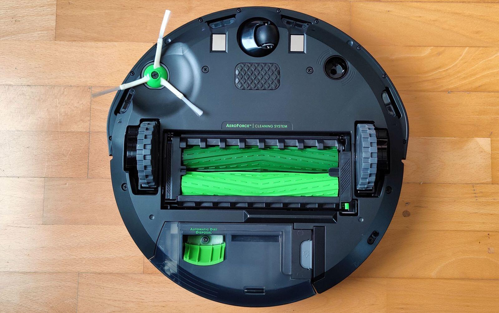 Irobot Roomba I3 Plus Unterseite