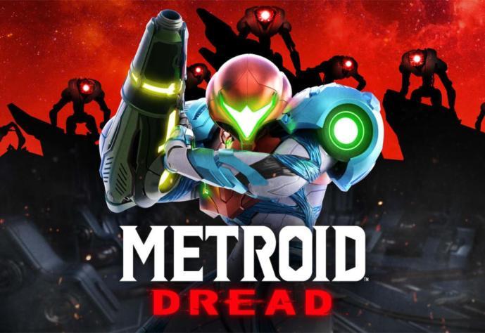 Metroid Dread Header