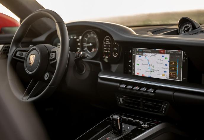 Porsche Android Auto Header