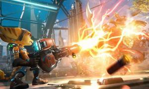 Ratchet Clank Rift Apart Waffe