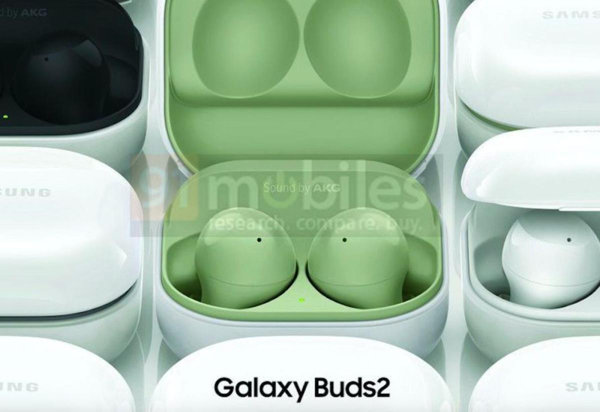 Samsung Galaxy Buds 2 Leak Header