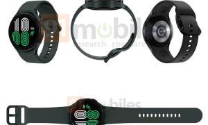 Samsung Galaxy Watch 4 Leak Gruen