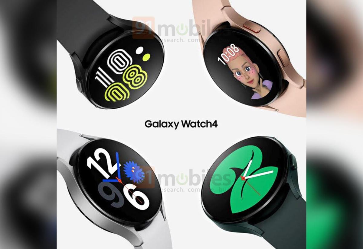 Samsung Galaxy Watch 4 Leak Header