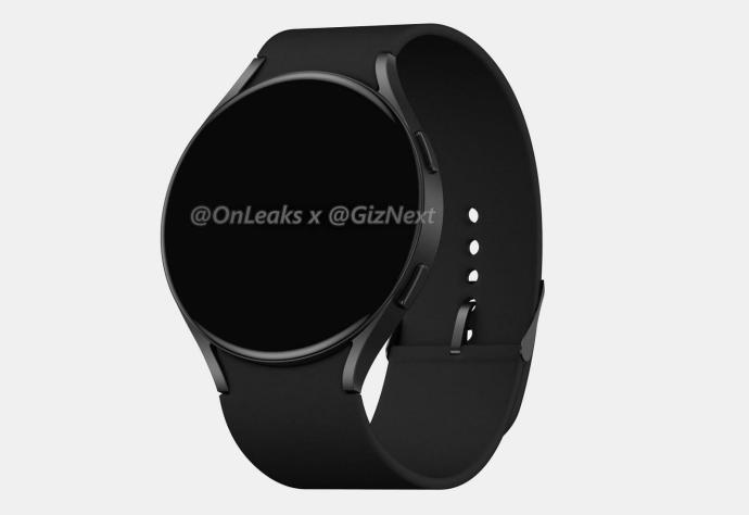 Samsung Galaxy Watch Active 4 Render