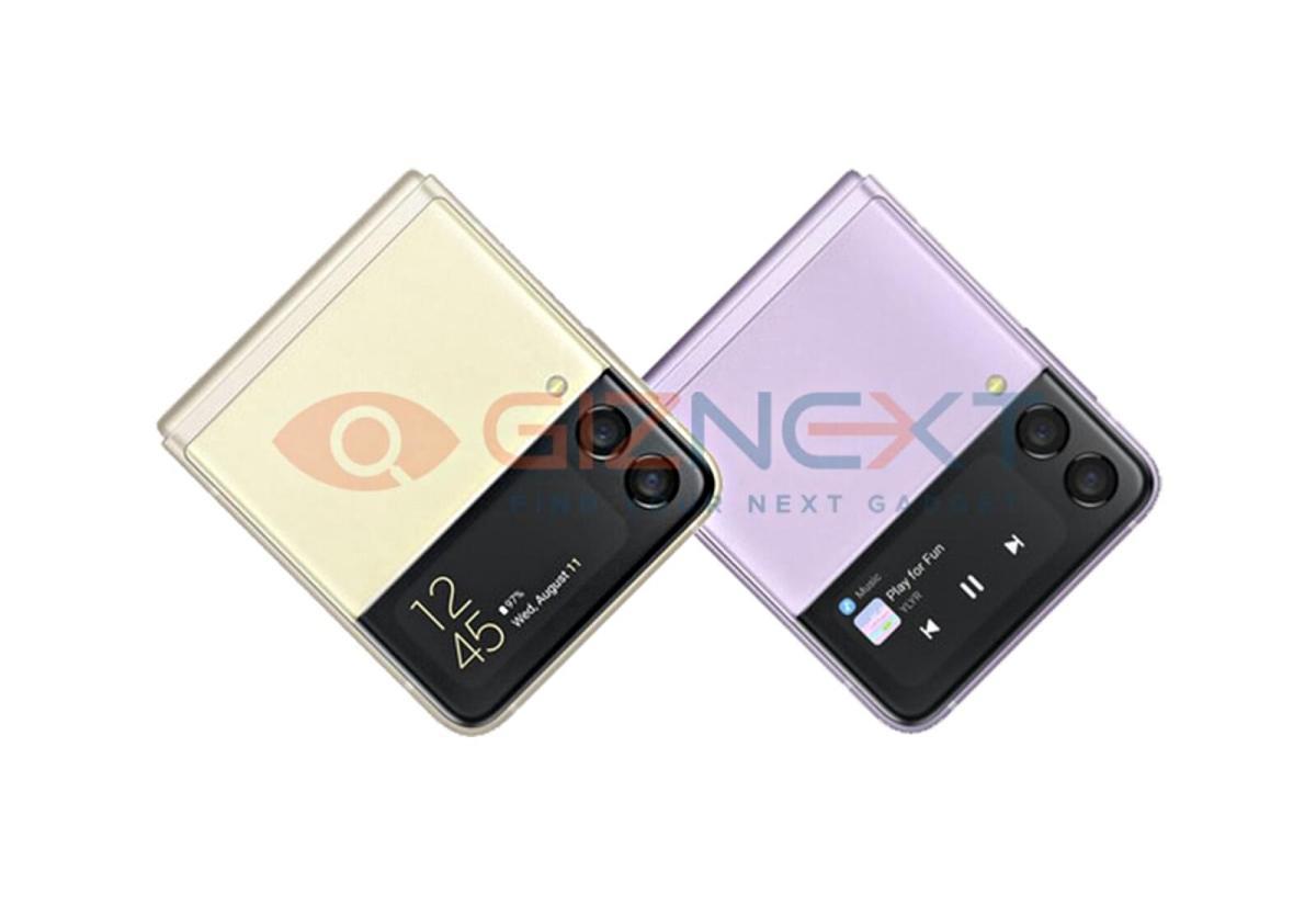 Samsung Galaxy Z Flip 3 Leak Header