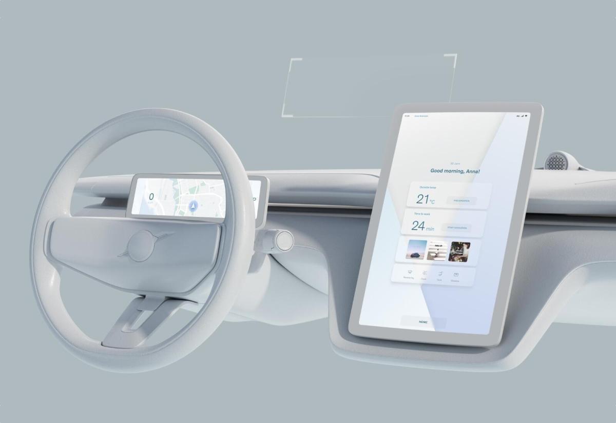 Volvo Android Automotive Neu Header