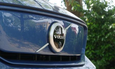 Volvo Logo Header