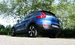 Volvo Xc40 Recharge Pure Electric Header