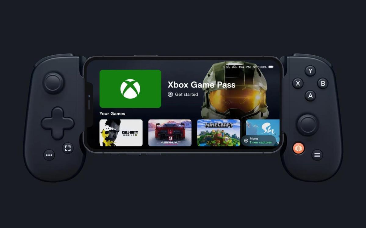 Xbox Game Pass Cloud Iphone