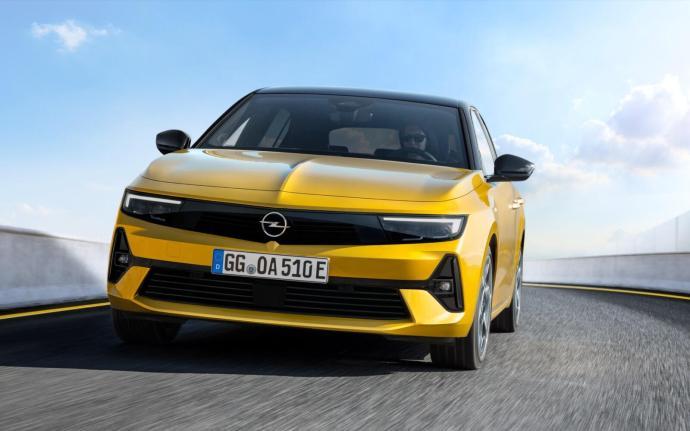 05 Opel Astra 516121