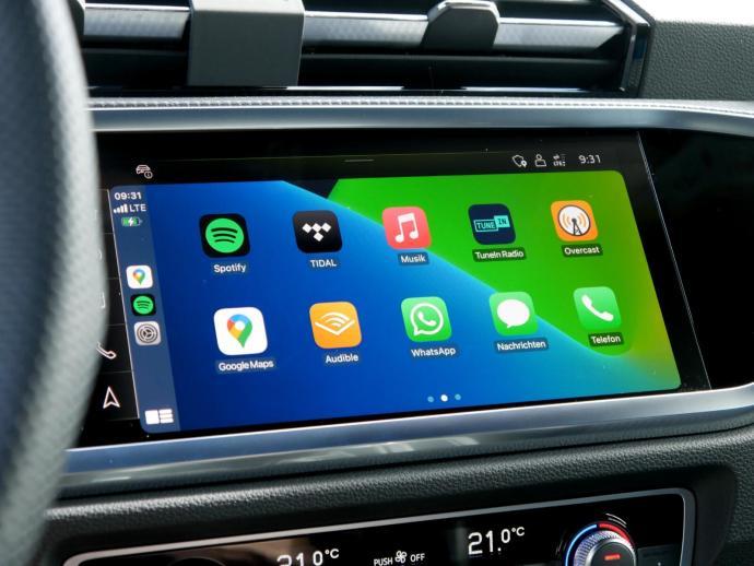 Apple Carplay Audi Header