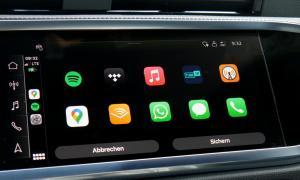 Apple Carplay Dark