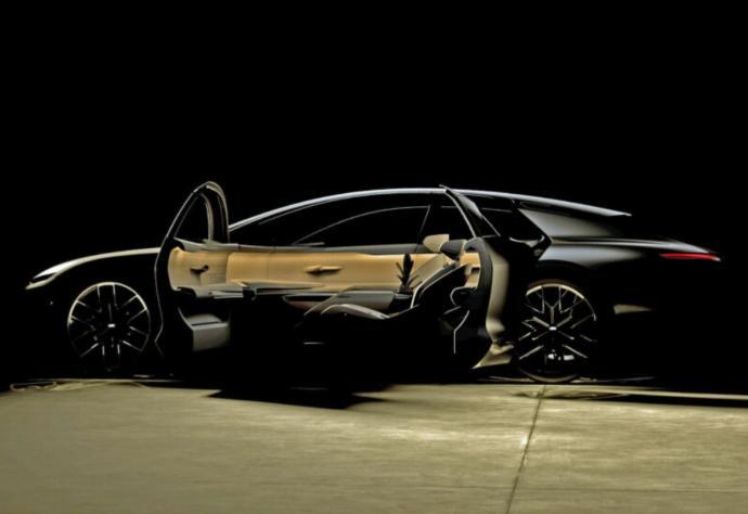 Audi Grand Sphere Konzept