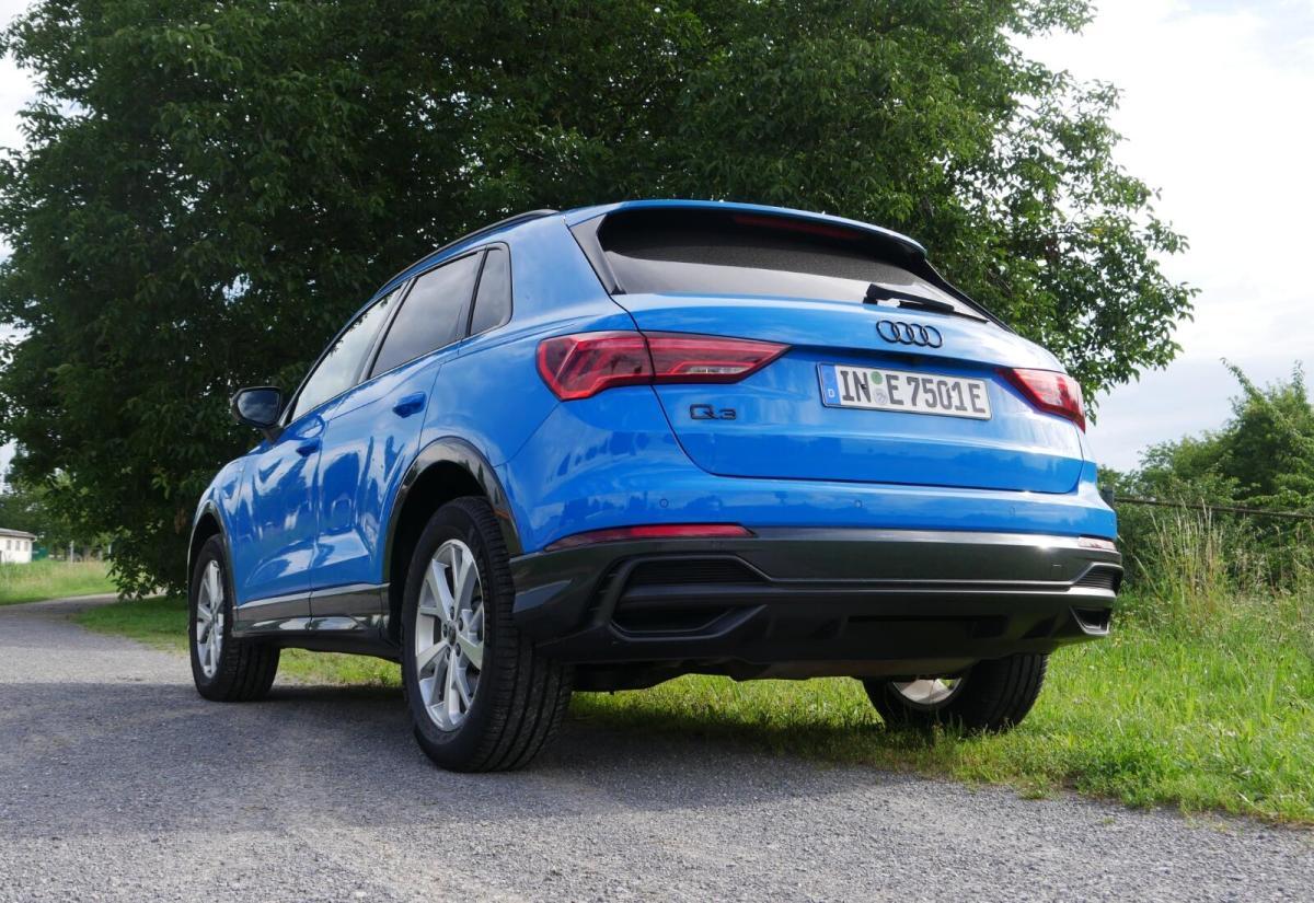 Audi Q3 Tfsi E Heck