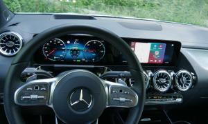 Mercedes Benz Eqa Innen