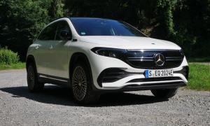 Mercedes Benz Eqa Seite