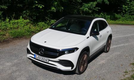 Mercedes Benz Eqa Top