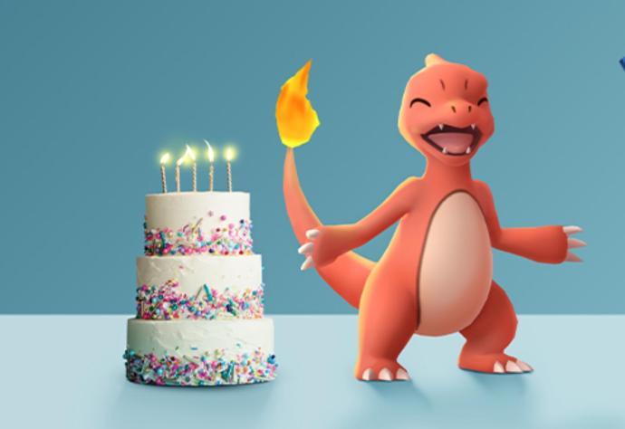 Pokemon Go 5 Jahre