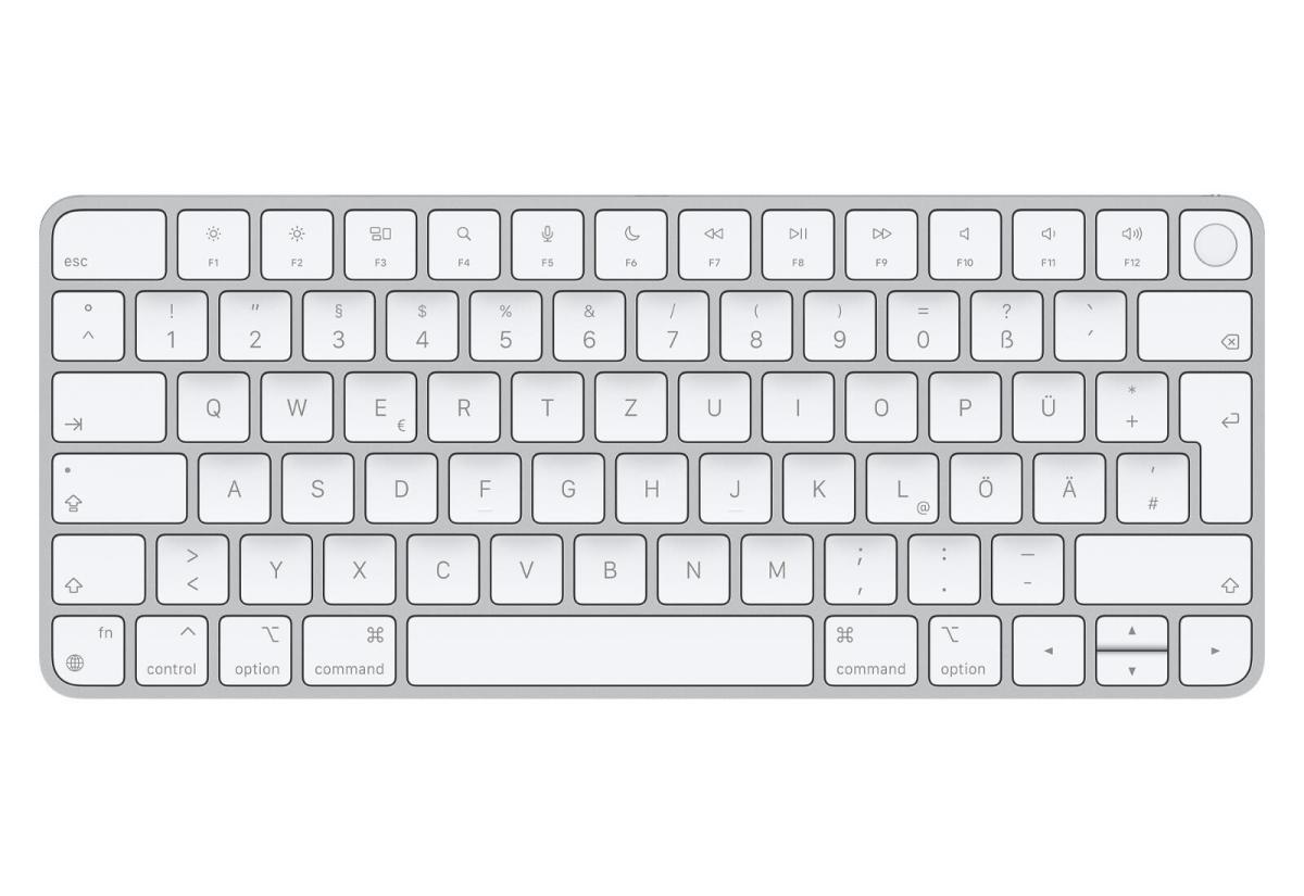 Apple Magic Keyboard Neu 2021