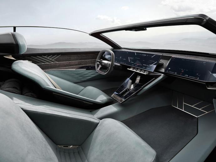 Audi Skysphere Innen