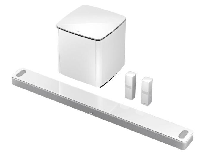 Bose Smart Soundbar 900 Leak Setup
