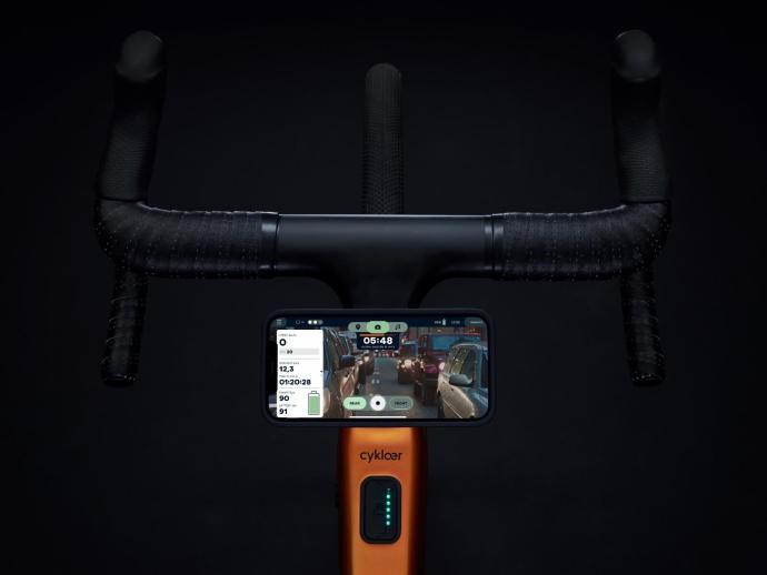 Cyklær Smartphone