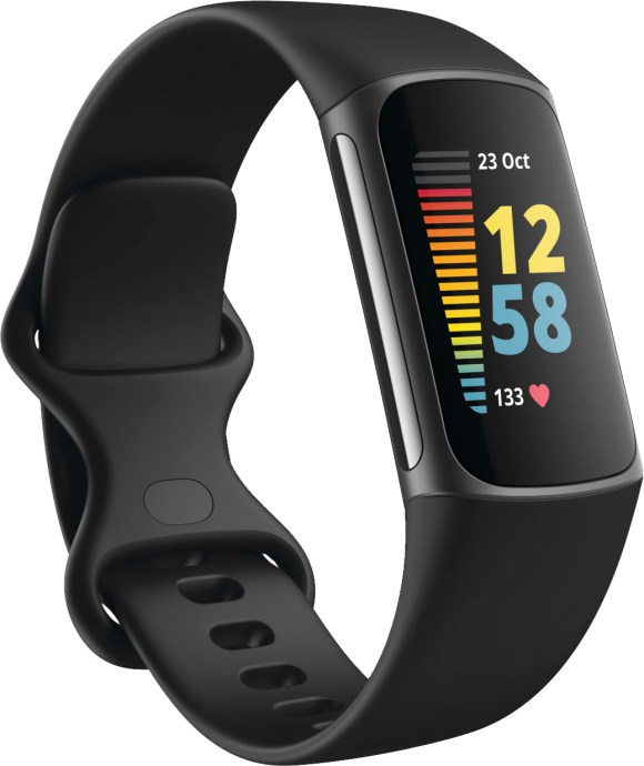 Fitbit Charge 5 Schwarz