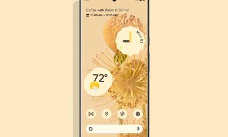 Google Pixel 6 Pro Front