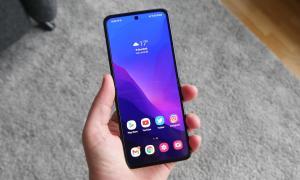Samsung Galaxy Z Flip 3 Front