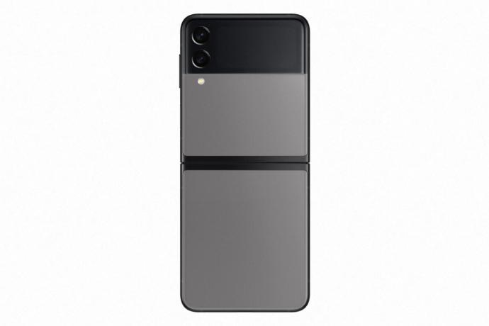 Samsung Galaxy Z Flip 3 Grau