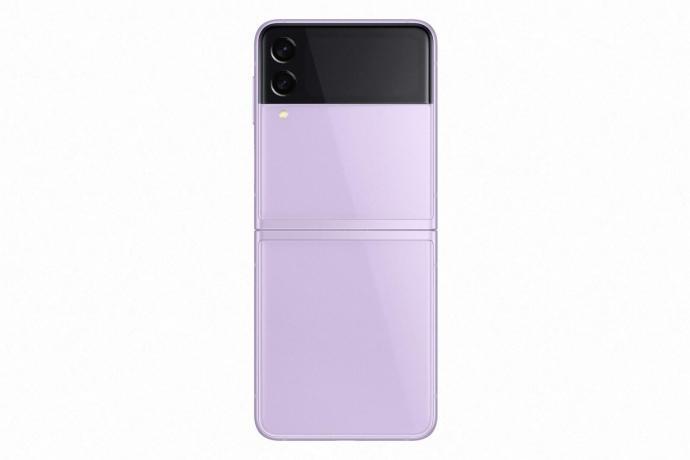 Samsung Galaxy Z Flip 3 Lila