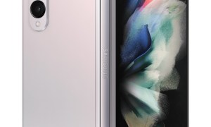 Samsung Galaxy Z Fold 3 Weiss