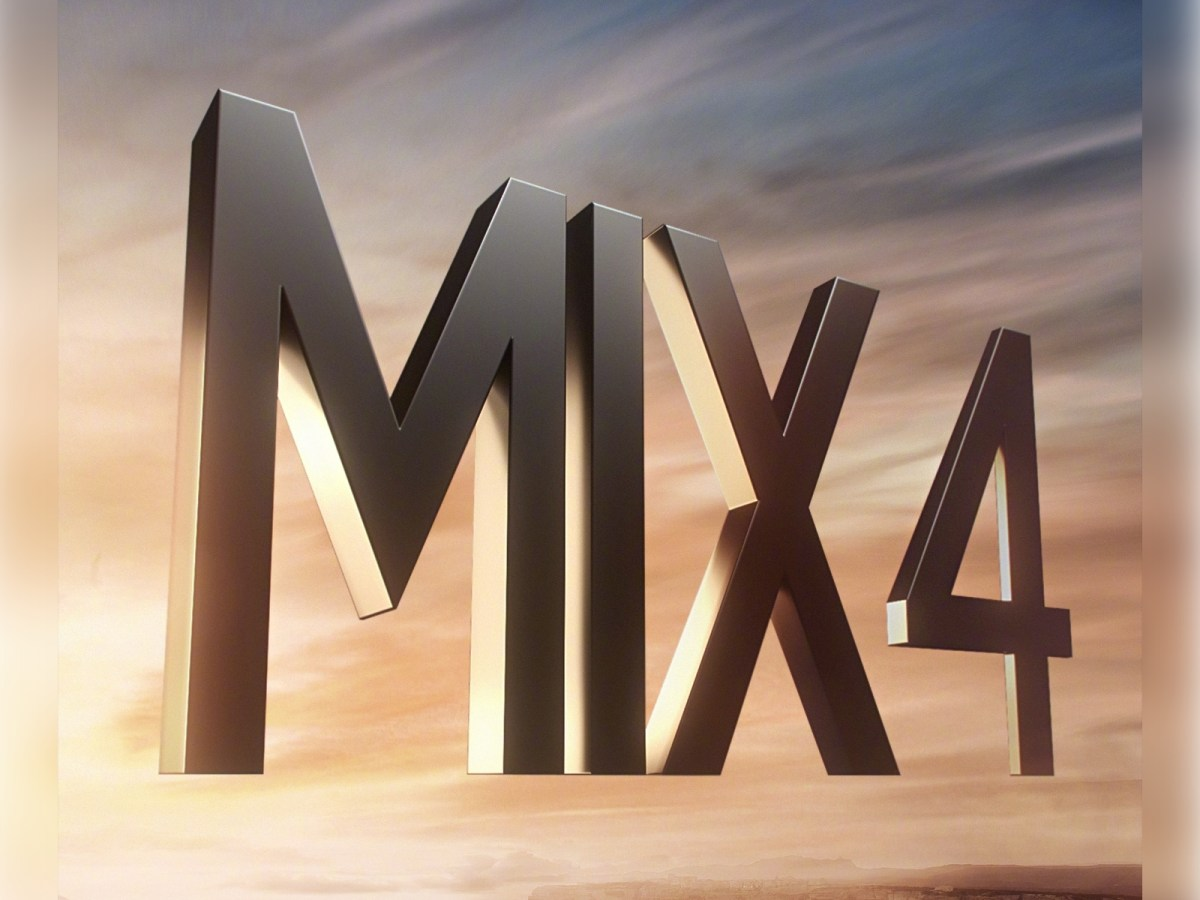 Xiaomi Mi Mix 4 Logo