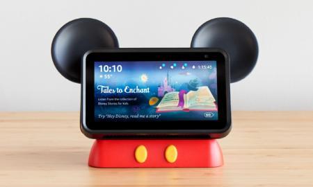 Amazon Echo Disney Header