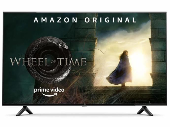 Amazon Fire Tv 4 Serie