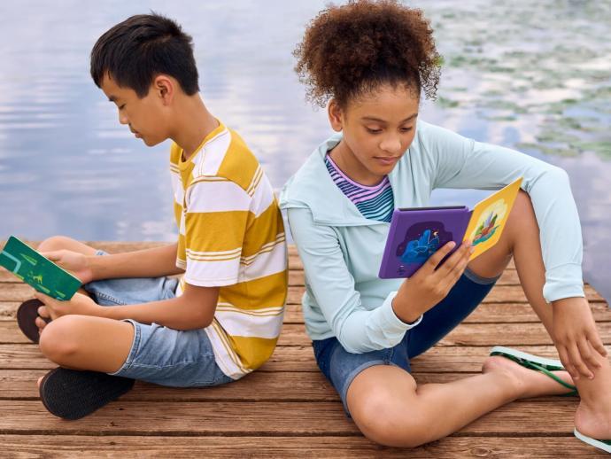 Amazon Kindle Paperwhite Kids