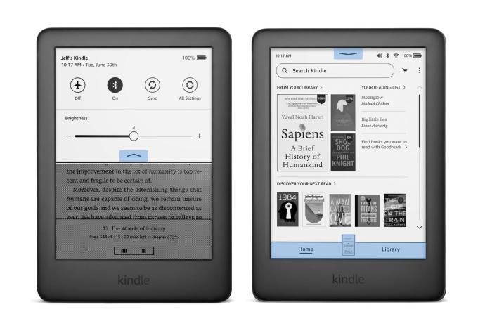 Amazon Kindle Update