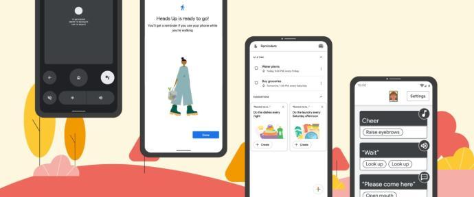 Android Funktionen Neu 2021