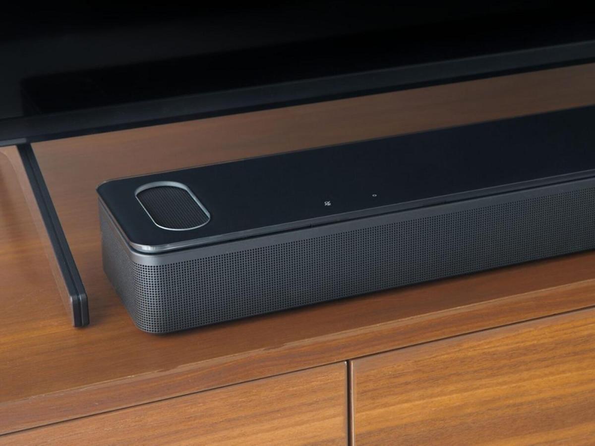 Bose Smart Soundbar 900 Header