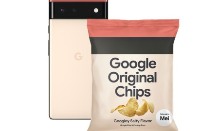 Google Pixel 6 Chips Marketing