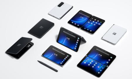Microsoft Surface Duo 2 Header