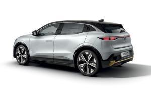 Renault Megane Elektro Heck