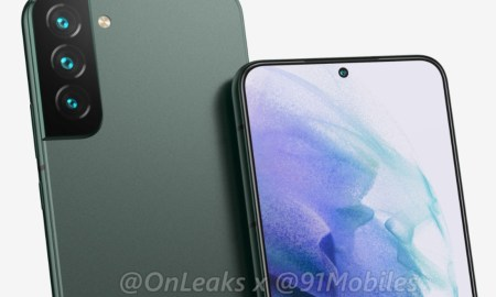 Samsung Galaxy S22 Plus Render Header