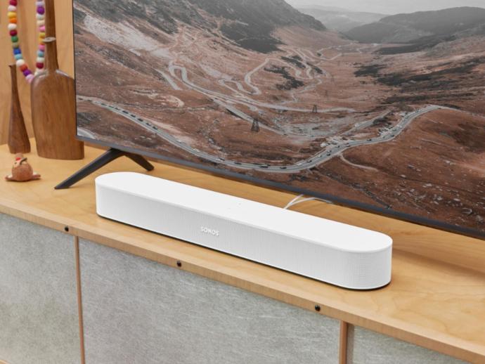 Sonos Beam 2 Weiss