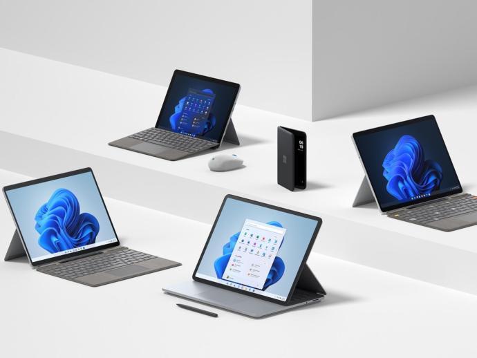 Surface Lineup 2021 Header